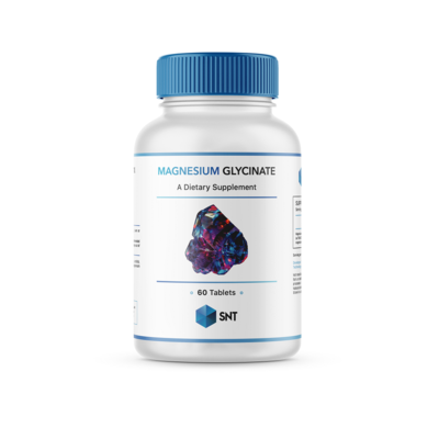 Magnesium Glycinate 60 tabs