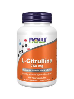 L-Citrulline 750 mg 90 caps (фото)