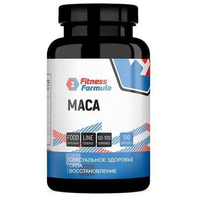 Maca 600 mg 100 caps