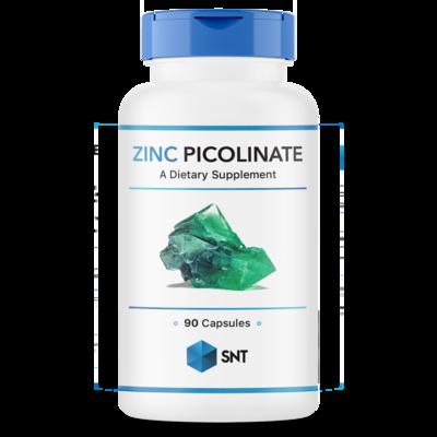 Zinc Picolinate 22mg 90 caps