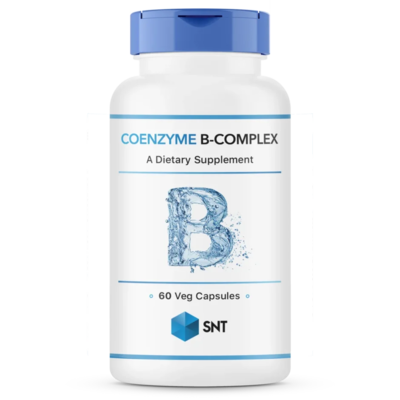 Coenzyme B-Complex 60 vcaps