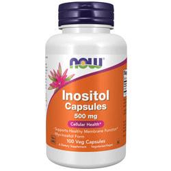 Inositol 500 mg 100 caps