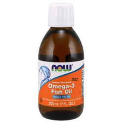 Omega-3 Fish Oil 200 ml
