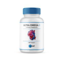 Ultra Omega-3 1250 mg 90 softgels