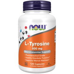 L-Tyrosine 500 mg 120 caps