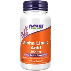 Alpha Lipoic Acid 250 mg 60 caps