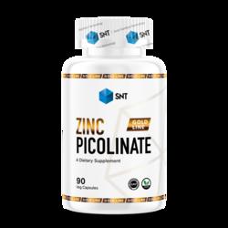 Gold Line Zinc Picolinate 22mg 90 caps