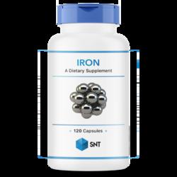 Iron 120 caps